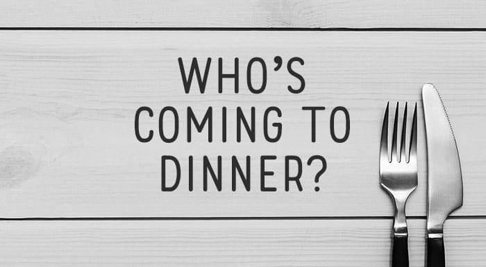 WhosComingToDinner